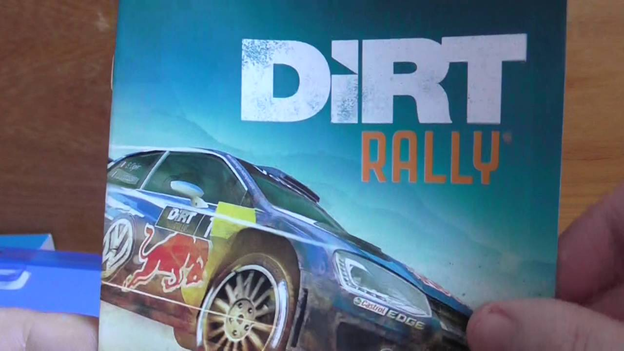 Unboxing Dirt Rally Legend Edition PS4 German