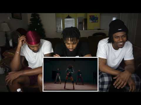 Aliya Janell Choreography - It's All About Me | Mya [REACTION]