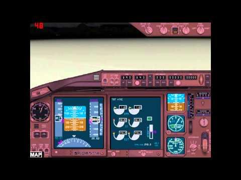 Etihad Airways (A330-200) Kuala Lumpur, Malaysia to Abu Dhabi, UAE - FS2004