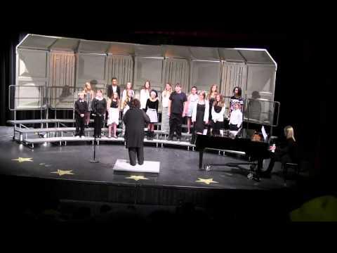 Pequot Lakes Middle School Choir Concert 1/9