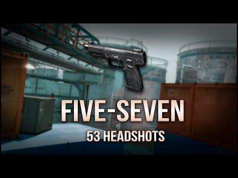 [Warface] Fn Five Seven / 55 kills 53 HS