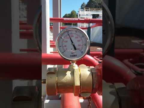 Prueba de eficiencia de un sistema contra incendio nfpa 25 thumbnail