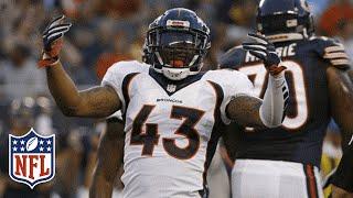 Broncos Run Wild with 7 Sacks vs. the Bears! | 2016 NFL Preseason Highlights