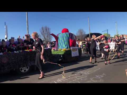 Toowoomba Carnival of Flowers Grand Floral Parade 2018