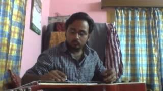 Amar shokol dukher prodip lap steel guitar (hawaian)....