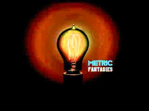 Metric - Sick Muse (Instrumental with Backing Vocals)