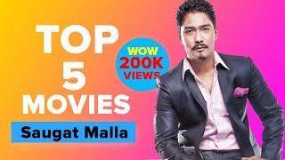 Top 5 Movies Of Saugat Malla