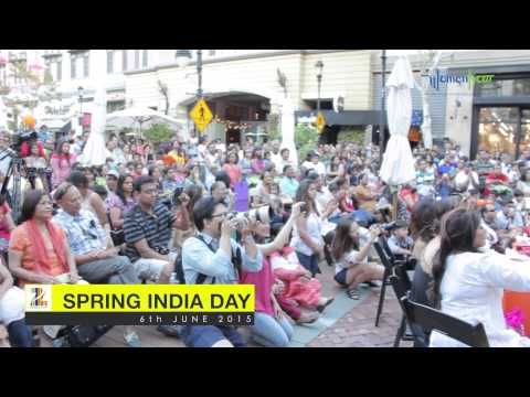 WomenNow TV Spring india Day at Union Square, San Francisco