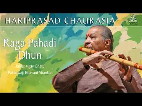 Hariprasad Chaurasia | Raga Pahadi Dhun | Bhavani Shankar | Vijay Ghate | Live from Saptak