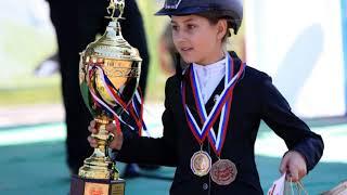 Анастасия Кожарская, конкур, Абакан. Заправляем в спорте