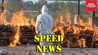 Speed News   IT Employee Helps Cremate Covid Patients In Bengaluru; Mumbai's Covid Warrior Doctor
