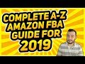 AMAZON FBA STEP BY STEP GUIDE FOR 2019! *FREE TEMPLATES*