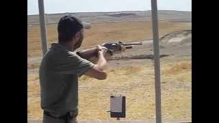 """ATA ARMS NEO 12 SLUG """"SLUG OZ KARA"""" AZERBAYCAN. SHOOTING BULLET"""