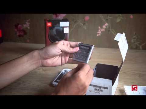 Mở hộp Galaxy Win - Smartphone 4 nhân giá rẻ - CellphoneS