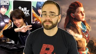 Smash Bros Character Reveal Causes Controversy And Horizon Zero Dawn Is Heading To PC? | News Wave
