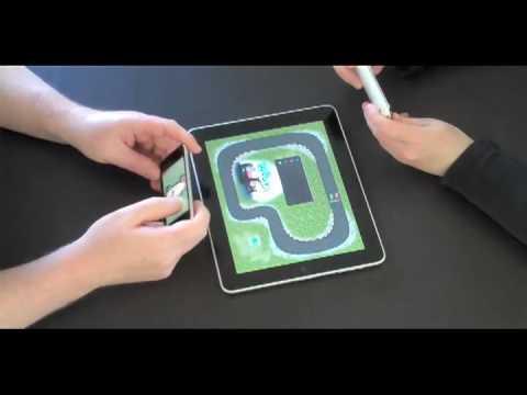 Padracer iPad app.mov
