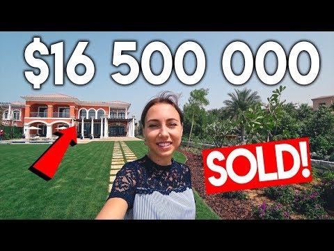 AED 60,000,000 villa in Dubai. Meditation.