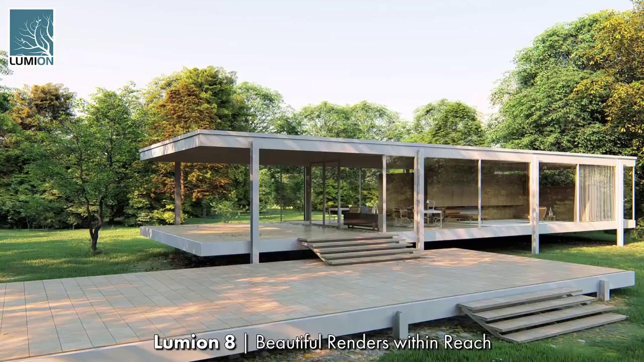 lumion 8 youtube. Black Bedroom Furniture Sets. Home Design Ideas