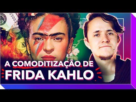 Frida Kahlo: de artista comunista a ícone pop Como?  mimimidias