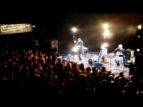 Biffy Clyro - The Captain - at The Rose Theatre, Kingston