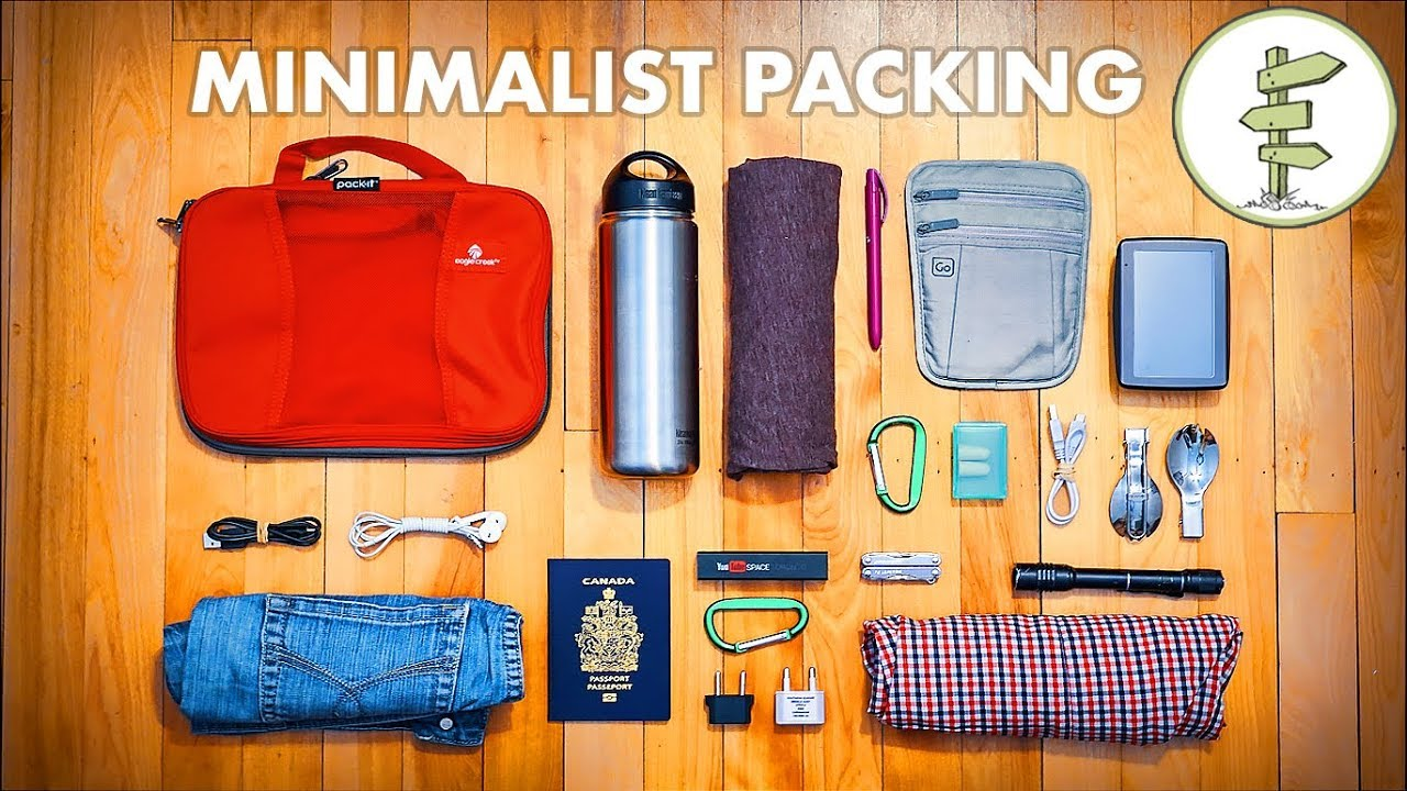 ead37c0174 Essential Travel Packing Tips   Hacks for 2019! - YouTube