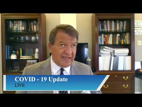 Westchester County Executive George Latimer Weekly COVID Briefing