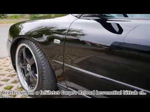 Audi a4 külső autókozmetika