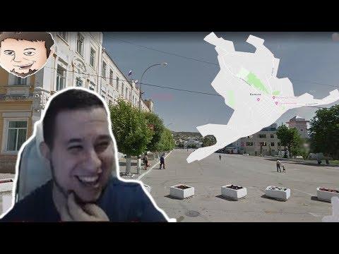 Манурин проводит Экскурсию по Вольску | Места Детства