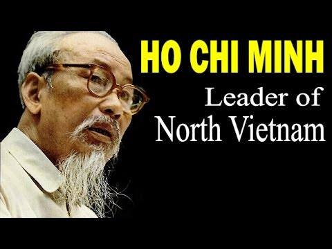 Biography of Ho Chi Minh - North Vietnamese Revolutionary Leader | Documentary