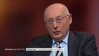 """""""Schreiben, was ist - und nicht, was sein soll"""" - Stefan Aust 15.12.2018 - Bananenrepublik"""