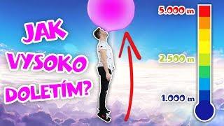 DOLETÍM 5000 meters HIGH? | ROBLOX #75 | HouseBox