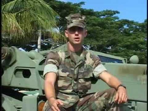 USMC - Dominica Deployment 2002