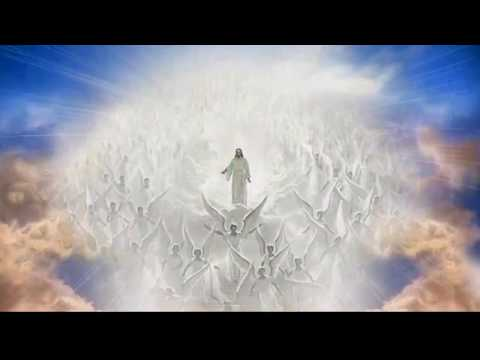 Jesus second coming , Beautiful video!!! I love you my Lord and Savior!