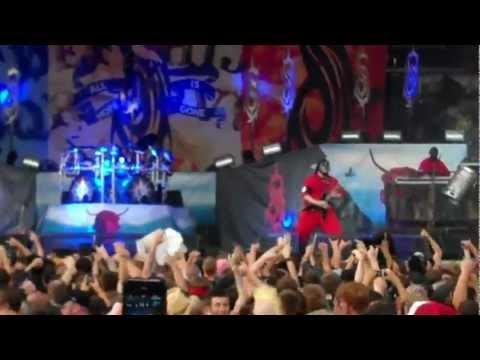 Slipknot #1 Mayhem Fest Boise ID