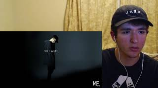 NF - Dreams (Audio) Reaction!!!