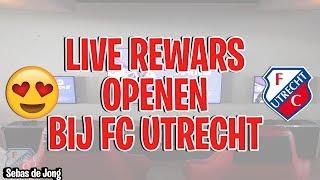 FIFA 19 REWARDS OPENEN IN FC UTRECHT E-ROOM MET CHRISTIAAN!! Sebas de Jong AlleenMaarGezelligheid