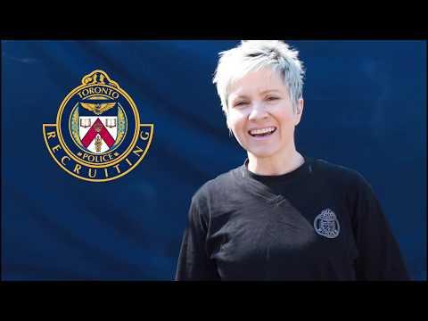 Toronto Police Service Shuttle Run Demo