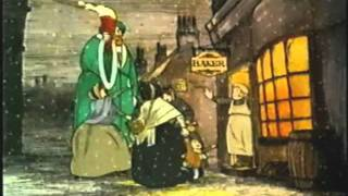 A Christmas Carol 1971 ~ Animated ~ Alastair Sim ~ Full Length  ...