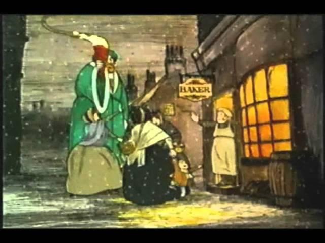 A Christmas Carol 1971 Animated Alastair Sim Full Length Original Post Youtube