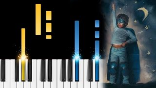 The Chainsmokers Coldplay Something Just Like This - Piano Tutorial.mp3