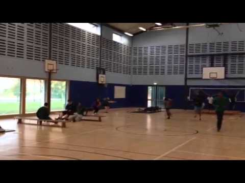 Yr11 GCSE PE fitness circuits S3 9