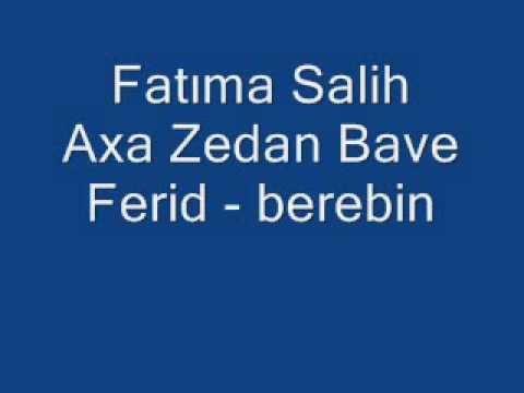 Fatıma Salih Axa Zedan Bave Ferid