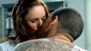 Первый поцелуй Майкла и Сары. Побег