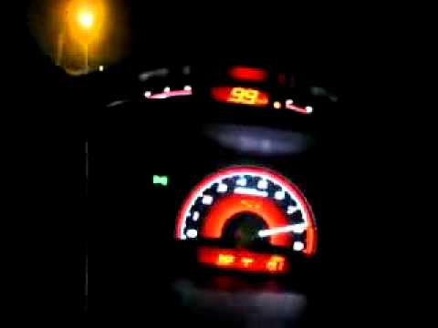 Superb 2008 Honda Civic Si Top Speed