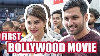 MY FIRST BOLLYWOOD MOVIE! W/ JACQUELINE FERNANDEZ