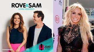 Britney Spears - 2016 Australian Radio Interview (2DAY 104.1)