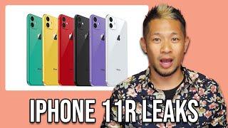 iPhone 11R leaks new design, iOS 12.3's new TV App & AirPoops!