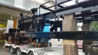 Telaio Ferroviario - Tecnocarp