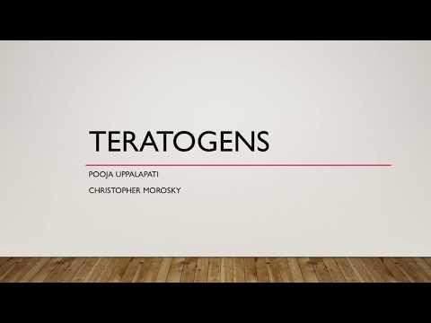 Teratogens
