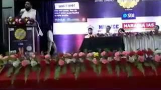 Prof Gourav Vallabh on thrill in life - motivational speech.